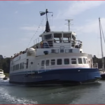Link for video of Around the Solent with the Gosport Ferry - Malcolm Dent