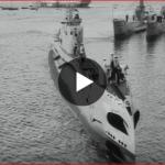 Link to video of Atlantic Crossed Underwater (1954)