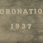 Link to video of Coronation of King George VI, Portsmouth 1937