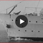 Link to video of Endeavour I Home Again (1937)