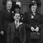 Link to video of Fareham - Four Foot One Marries Five Foot Ten (1938)