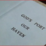 Link for video of God's Port our Haven cine film- Malcolm Dent