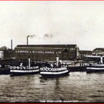 Link for video of Gosport Postcards of the Ferry Harbour and Gardens - Malcolm Dent