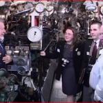 Link for video of Gosport Rotary visit to the Alliance submarine - Malcolm Dent