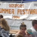 Link for video of Gosport Summer Festival 1994 showreel - Malcolm Dent