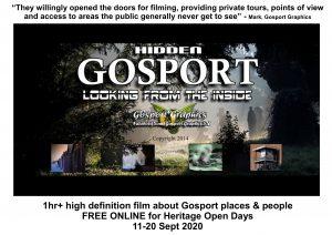 HIDDEN GOSPORT: looking from the inside