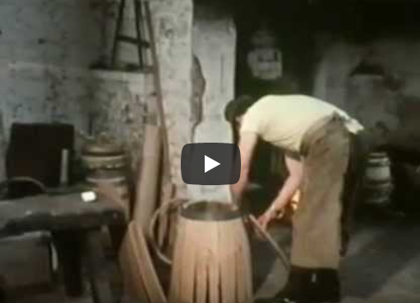 Link to viseo of Last Cooper in Cooperage Green