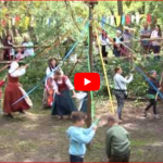 Link for video of Little Woodham 17C Village in Gosport MaydayCelebrations - Malcolm Dent