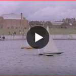 Link to video of Model Yacht Racing 1960