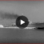 Link to video of Navy Tests Gas Turbine (1955)