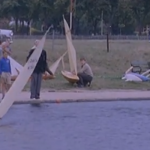 Link to video of Out Takes / Cuts From Cp 300 - Animal Hospital, Model Yacht Racing And Venetian Fete (1960)