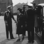 Link to video of Princess Margaret Visits Portsmouth (1950)