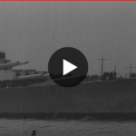 Link to video of Return Of Ship King George V To Portsmouth (1940-1949)