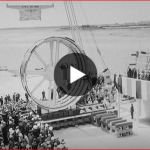 Link to video of Saucer And Science - Barrow-In-Furness (1959)
