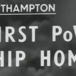 Link to video of Southampton - First POW Ship Home (1953)