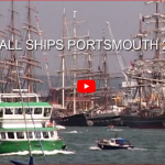 Link for video of Tall Ships Race in Portsmouth 2002 Part 1 - Malcolm Dent