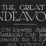 Link to video of The Great Endeavour (1934)