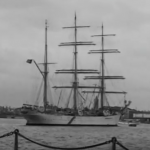 Link to video of The Portuguese Training Ship Portsmouth (1954)