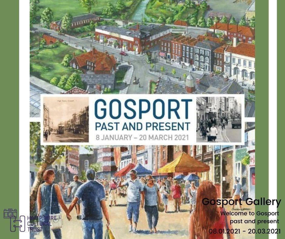 Gosport Past & Present – Art Exhibition