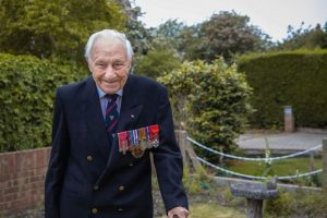 Ron Cross MBE