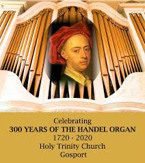 59. Handel's Organ at Holy Trinity