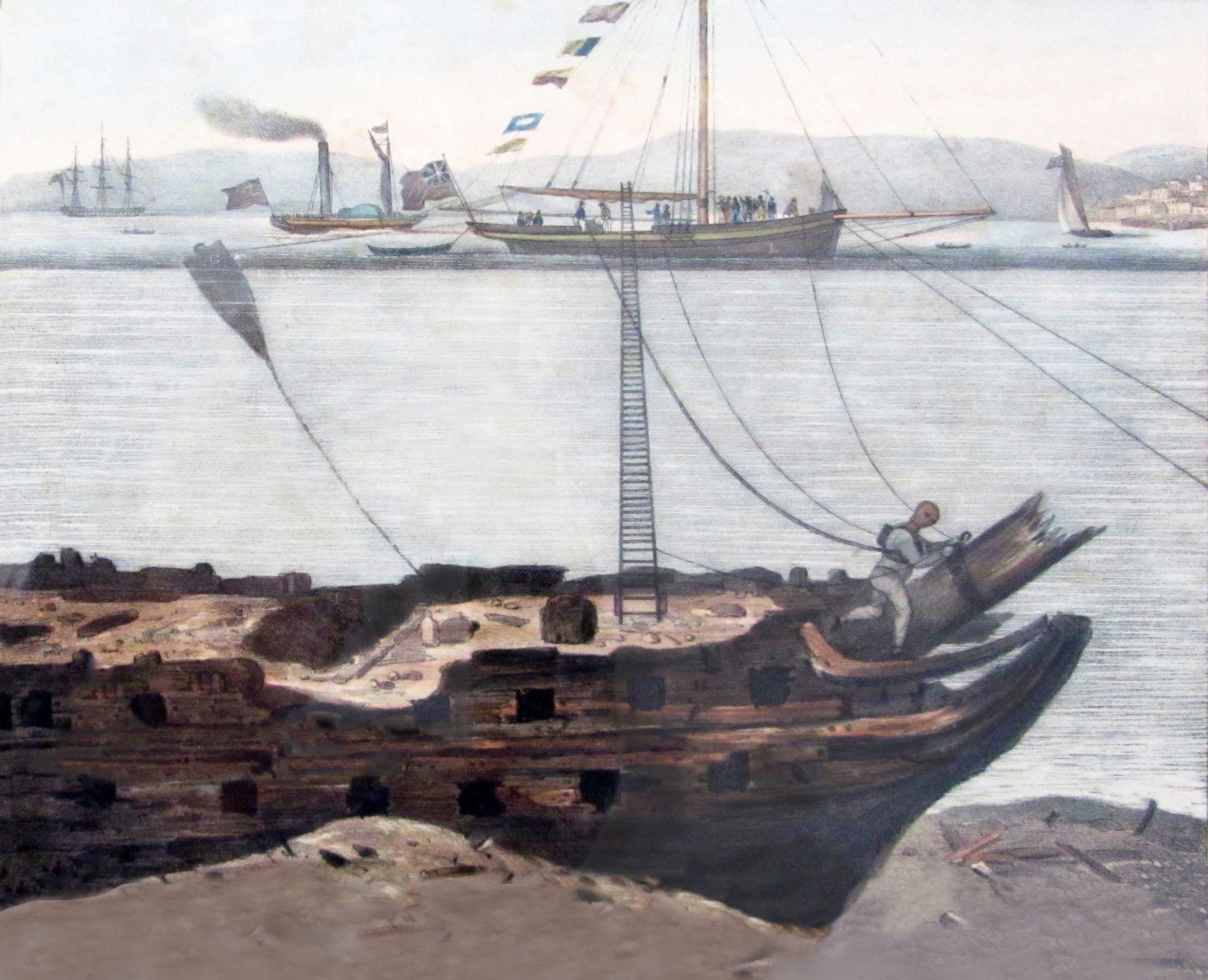 Gosport's Diving Heritage