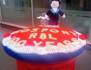 60. 100 years of the Gosport Royal British Legion