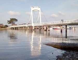 67. Across the Creek: 21 years of Gosport's Millennium Bridge