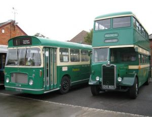 43. Gosport's Green Buses – Provincial over the years
