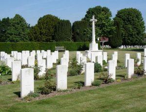 05. Ann's Hill War Graves Tour